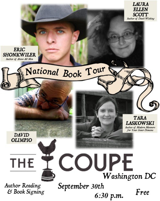 The Coupe Flier IMAGE